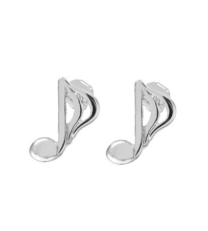 4cf85e17c Home   Earrings · Delicate Sixteenth Music Note ...